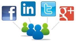 Social Media - Social Logins