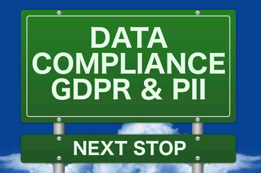 Data Compliance GDPR and PII