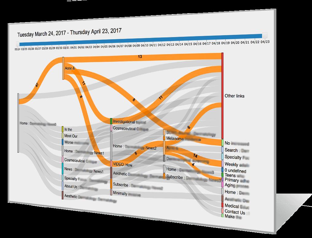 Customer Journey Visualization